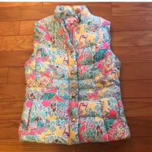 🌹 Lilly Pulitzer In the Beginning Lauren Vest